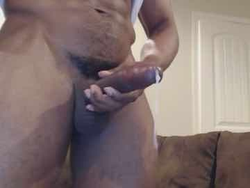 Muscle Black Dude Massive Cum Load
